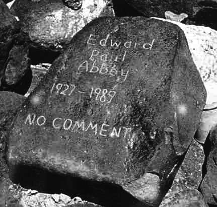 the great american desert edward abbey summary