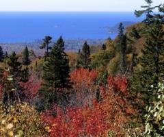 Agawa Bay, Lake Superior, northern Ontario