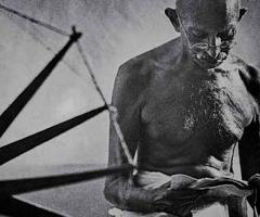 Gandhi, Wild Culture, ©2015