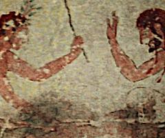Tomba Della Fustigatione, Wild Culture, ©2014, A Rough Sex Scandal