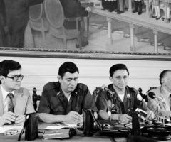 Salvadoran junta, 1979, Journal of Wild Culture, ©2018