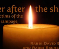Prayer after shooting