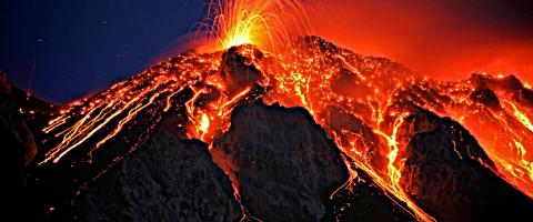 Volcano erupting Journal of Wild Culture, ©2017 1376.png